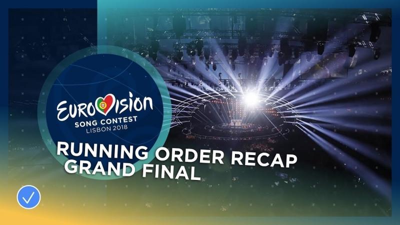Евровидение Португалия 2018 - ФИНАЛ - 12.05.2018 [HD_1080p]