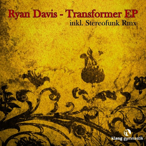 ryan davis альбом Transformer (Remixes)