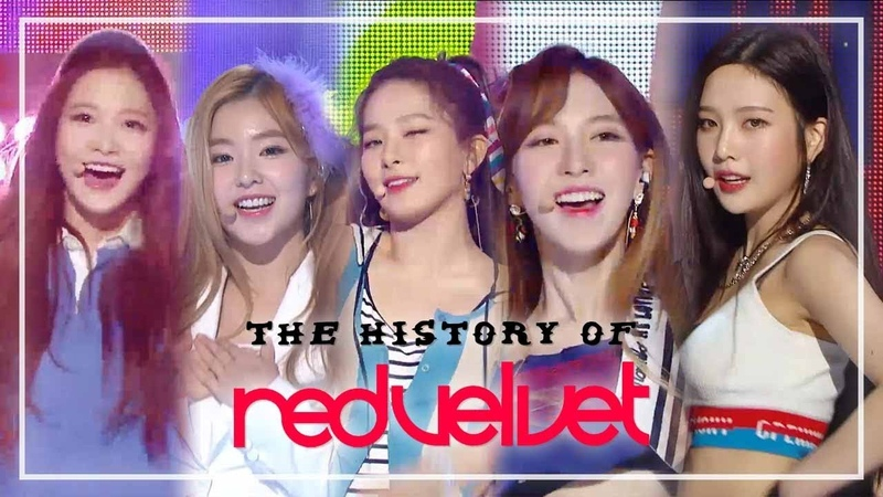 RED VELVET Special ★From Debut to POWER UP★(1h 2mins Stage Compilation)