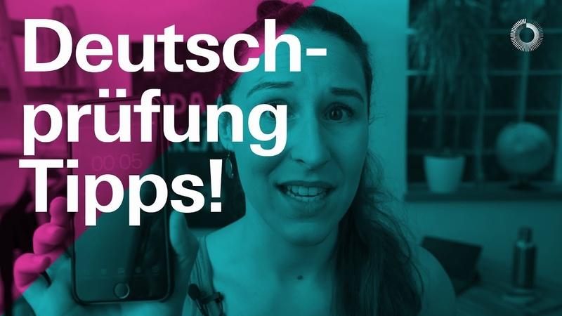 Tipps für die Deutschprüfung — Learn German with Ida | Ida erklärt