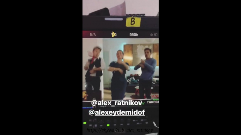 ДНС 06 11 2017 5 Танцуют все