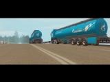 Доставка топлива на Volvo FM для завода Газпром Project FZM RolePlay MTA