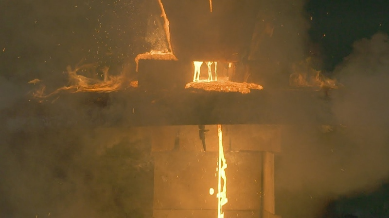 Can Steel Extinguish A 4 000°F Thermite Flame Street Science