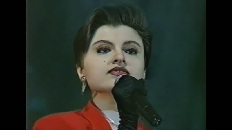 Светлана Владимирская Белый Танец ИгорьС поп шоу 1993