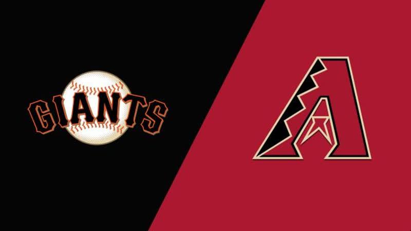 NL / 30.06.18 / SF Giants @ ARI Diamondbacks (2/3)