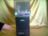 Демонстрация технологии : очиститель воздуха EcoQuest Fresh Air ActivTek AP3000 Living Proof