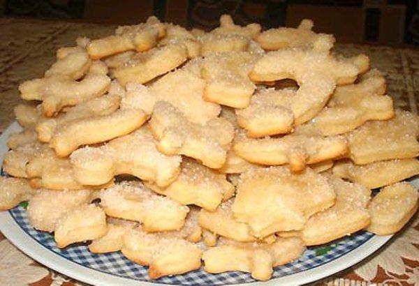"""7 РЕЦЕПТОВ ВКУСНОГО ДЕТСКОГО ПЕЧЕНЬЯ для детей от года 🍪 1. Печенье """"МГНОВЕНИЕ"""" Это печенье из разряда """"Быстро и вкусно!"""" Понадобится: 1,5 стакана муки 50 г сл. масла 0,75 стакана сахара 0,5 ч.ложки разрыхлителя 1 ч.ложка ванилина 1 яйцо 3 ст. ложки молока вишня Взбить масло с сахаром и ванильным сахаром. Добавить яйцо и молоко. Хорошо перемешать. Добавить просеянную муку и разрыхлитель, вымесить тесто. Я добавила примерно 2,5 стакана муки и замесила крутое тесто, чтобы…"""