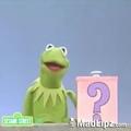 Kermit has no pussy in box...lol