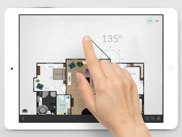 Ремонт в удовольствие: 7 лучших мобильных приложений Эти функциональные и удобные приложения помогут просчитать количество расходных материалов для ремонта, составить объемные чертежи и вдохновят на создание интерьера вашей мечты