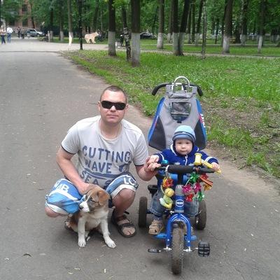 Виталик Ибрагимов, 12 августа 1982, Ярославль, id120689233