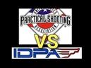 USPSA vs IDPA