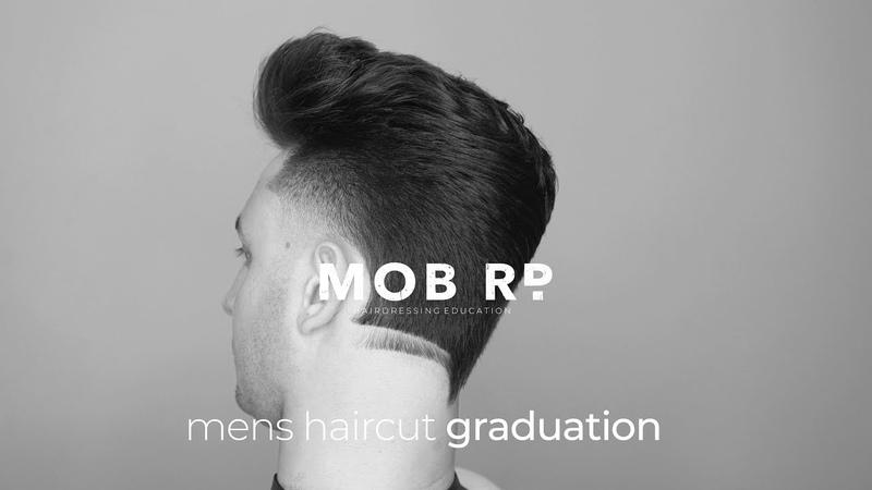 GRADUATION HAIRCUT 2018 Mens haircut Мужская стрижка (graduationfade)