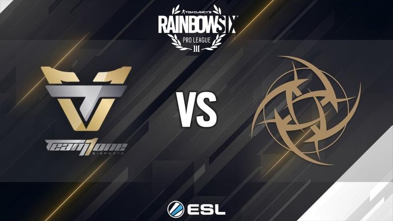 Rainbow Six Pro League - Season 8 - LATAM - Ninjas in Pyjamas vs. Team oNe eSports - Week 9