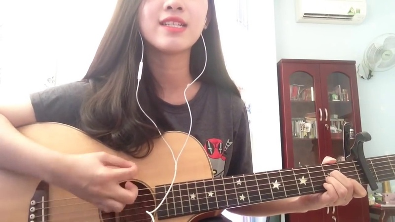 We don't talk anymore Charlie Puth Selena Gomez guitar cover by Phương Thanh