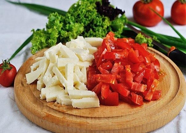 Салат из баклажанов. Я предлагаю Вам салат из