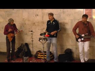 Never Mind the Balalaika - Run Away cover (Del Shannon)