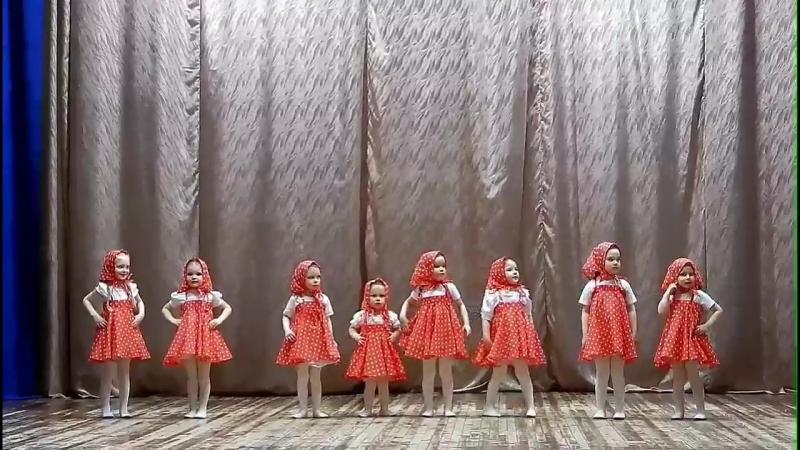 Дружная семейка.Сад41(30.03.2018).mp4
