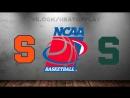 Syracuse Orange vs Michigan State Spartans 18.03.2018 2nd Round NCAAM March Madness 2018 Виасат Viasat Sport HD RU