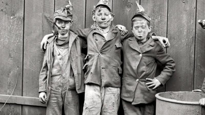 Child Slavery the Myth of White Privilege