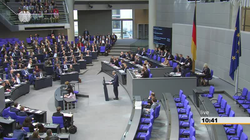 Rede Bundestag CDU zum Global Compact for Migration