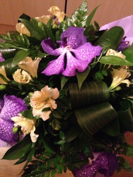 Доброе утро, пожалуйста подскажите какие это цветы? Ирисы и ...??