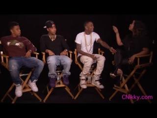 LHHH Soulja Boy, Yung Berg & Fizz Make A Shocking Confession & Debate Cheating & Sex Tapes!