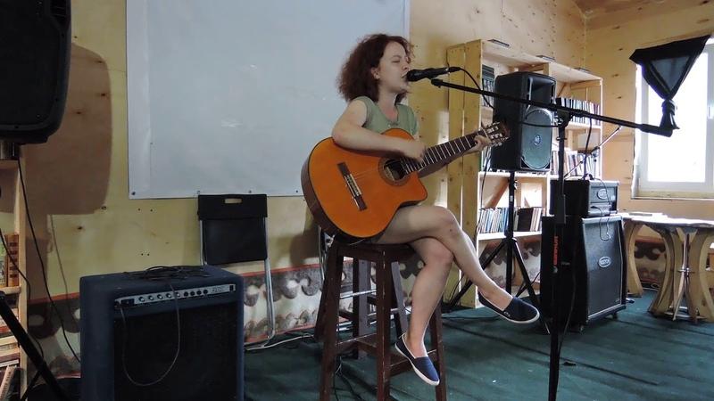 Аня Акула — Мэшап на стихи Есенина