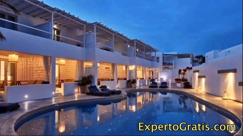 Mykonos Ammos Hotel Ornos Greece