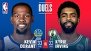 KD And Kyrie Duel in Boston! | January 26, 2019