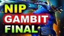 NIP vs GAMBIT - GRAND FINAL - VALENTINE MADNESS WePlay! DOTA 2