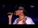 Rihanna - Talk that talk - feat. Jay-Z live at Hackney