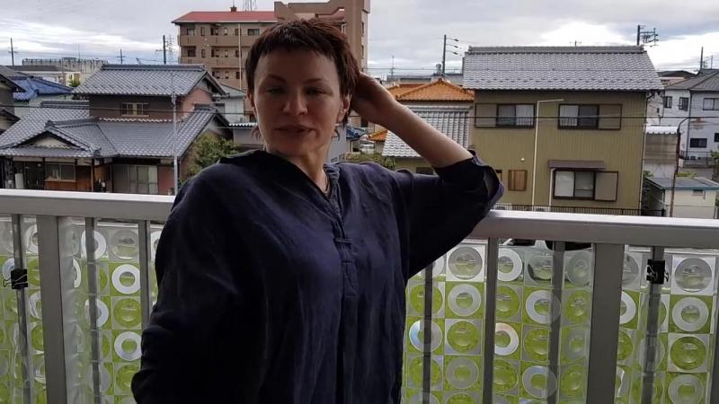В гостях у основательницы школы японской шелковой флористики Tanjobana Юлии Фе