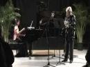 LOUIS CAHUZAC Pastorale Cévenole pour clarinette et piano par Guy Dangain Shoko Gamo