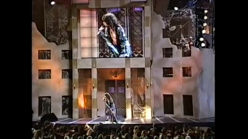 AEROSMITH - Walk this Way ᴴᴰ Live on MTV 1998