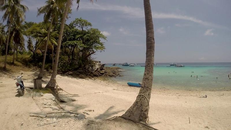 Таиланд. Остров Рача.
