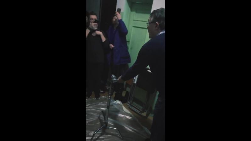 Тарелка сериала Между нами девочками-2