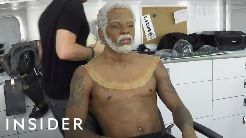 How Hollywood Makes Actors Look Old Exclusive Uncle Drew Behind The Scenes