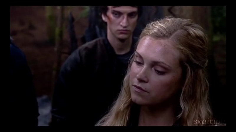 She's had Bellamy's ass whipped since day one