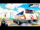 Holden Охотники за привидениями эдишен отжигает - Forza Horizon 3 на руле Fanatec CSL Elite Wheel