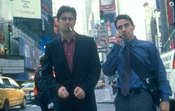 Видео к фильму «Телефонная будка» (2002): Трейлер (русский язык)