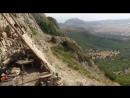 Гора Святого Георгия. Комнаты отшельников.