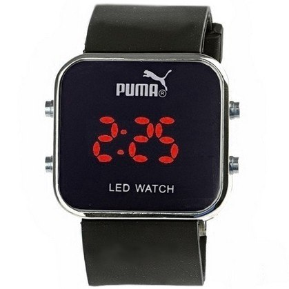 d5a9bae4 Наша цена: 150 грн. Рыночная цена: 190-230 грн. Описание: Новые Спортивные  Наручные часы LED Watch Puma