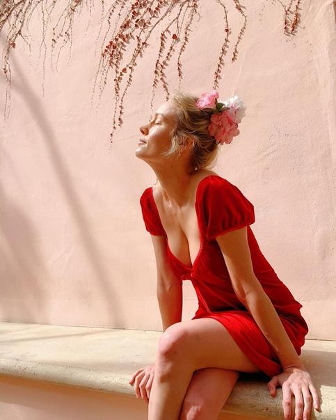 Прекрасная Бри Ларсон наслаждается еще одним выходным Что и вам советуем делать.