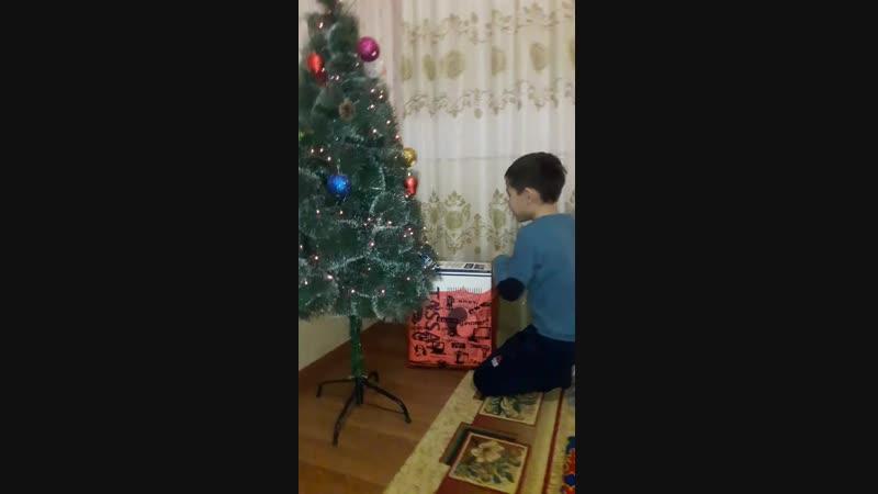 Аяз-атадан силык 1. 2018-2019