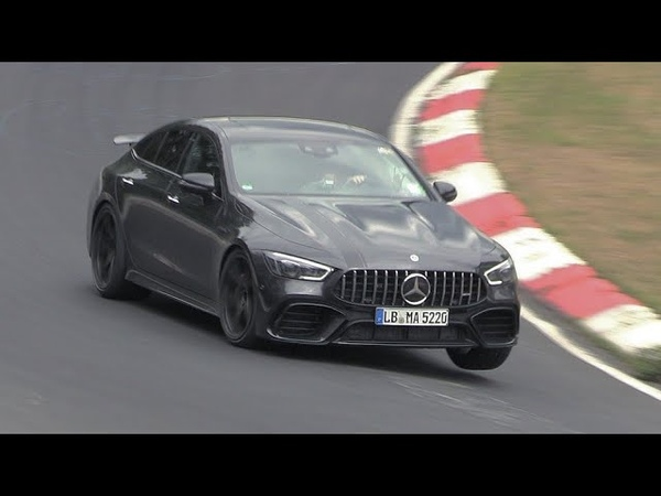 Mercedes-AMG GT 63 S 4MATIC Edition 1 - BRUTAL EXHAUST SOUNDS!! Mercedes-AMGGT63S