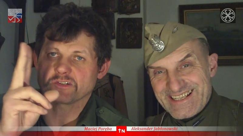 Aleksander Jabłonowski, Maciej Poręba, OŻESZ TY, TAK OŻESZ TY ...
