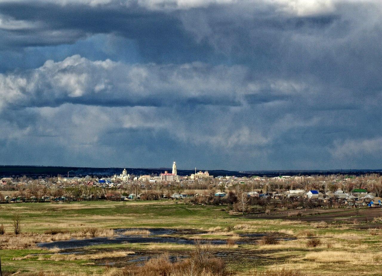 Фото старого города россошь 2
