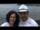 Видео привет от молодоженов Нади и Саши