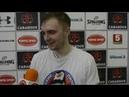 Владислав Макушинский о матче с ФСК Победитель
