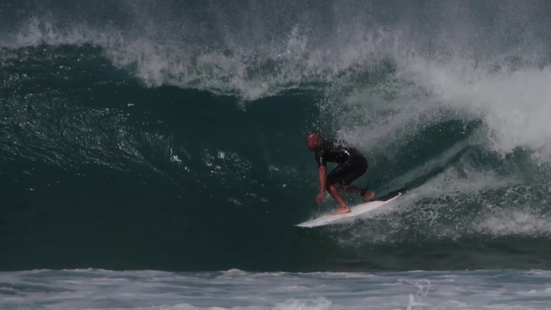 They Cymatic - Kelly Slater and Daniel Thomson's minds combined.